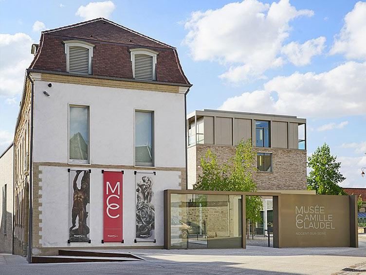 Museo Camille Claudel - Portada