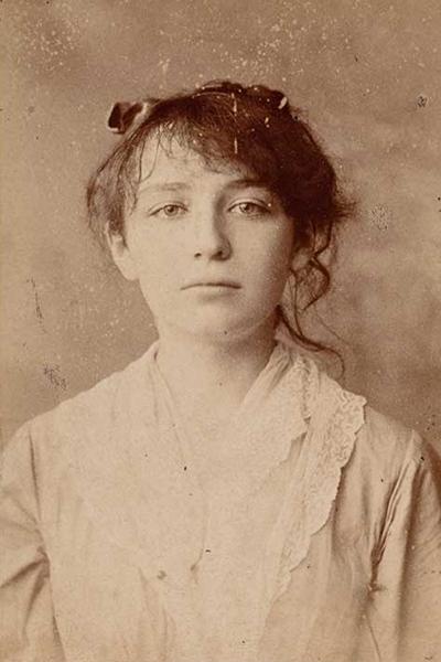 Camille Claudel - Retráto César